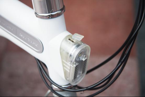 轻客智慧电单车ts01